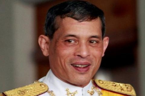 Pangeran Maha raja Thailand