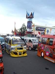 Angkot Padang 1