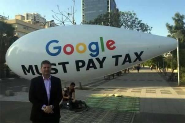 Google bayar pajak
