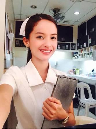 Perawat cantik