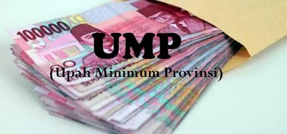 UMP di tiap provinsi 2017
