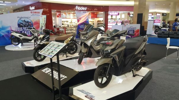New Product Dari Yamaha
