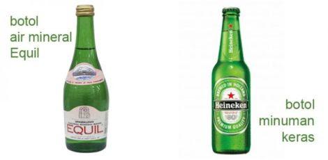 Air mineral dikira miras