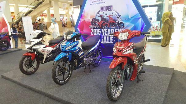 Varian Moped Yamaha