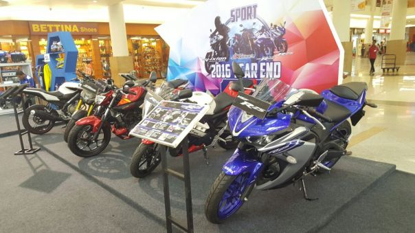 Varian Motor Sport Yamaha