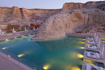 Amangiri resort, usa