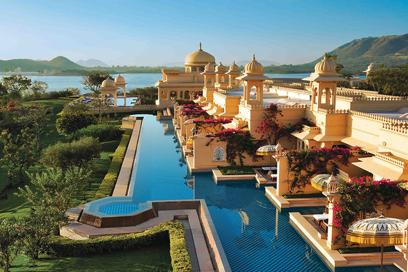 The oberoi, India