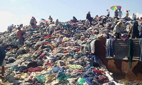 Ukay Ukay - pasar baju bekas-filipina