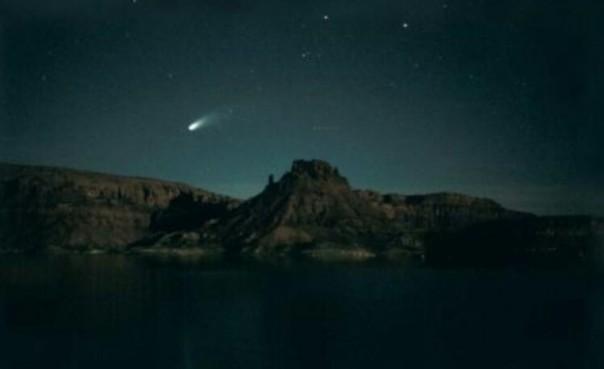 Komet 1000 tahun sekali baru muncul