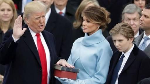 Kode bercinta Presiden AS