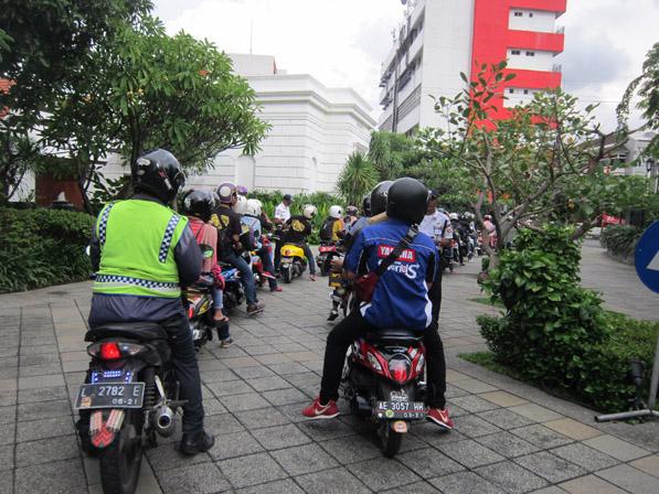 City Touring Yamaha