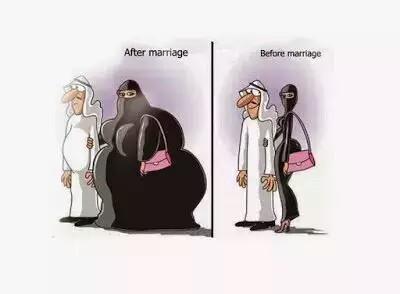 Sebelum dan sesudah nikah