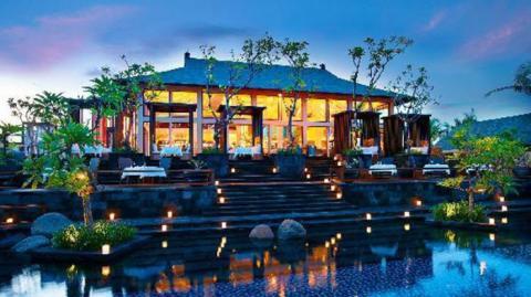 Hotel Raja Salman di Bali