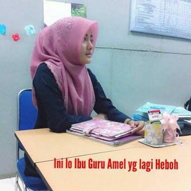 Ibu guru amel