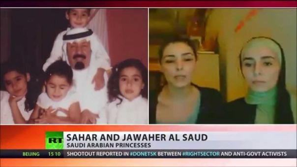 Putri arab dipenjara