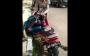 Kocak, Hendak Ditilang Bocah SMP ini Malah Nangis Sambil PelukMotornya!