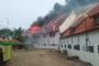 Museum Bahari Terbakar, 20 DamkarDiturunkan!