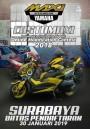 Kamu dan Komunitas Buruan Daftar Custom Maxi Yamaha 2019, Hadiahnya XMAX HinggaAerox!