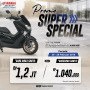 'Promo Super Special' Beli Nmax 155 Uang Muka Hanya Rp1,2 jutaAja!