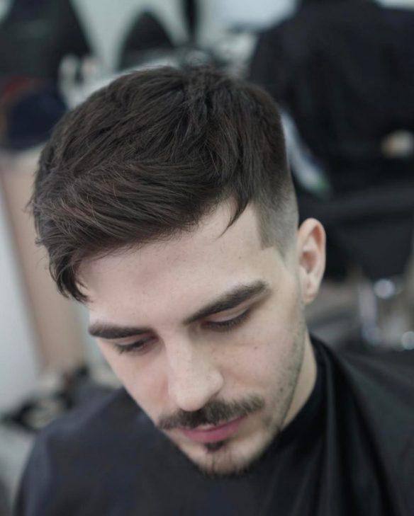 14 Potongan Rambut Pria Terbaru Di 2019 Sebarkan Org