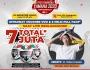 Ramaikan Pesta Merdeka Yamaha Jatim ada Diskon Rp 10 Juta dan Giveaway OVO Rp 7Juta!
