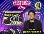 Meriahkan Customer Day Dengan live Ngobras Bareng YamahaJatim